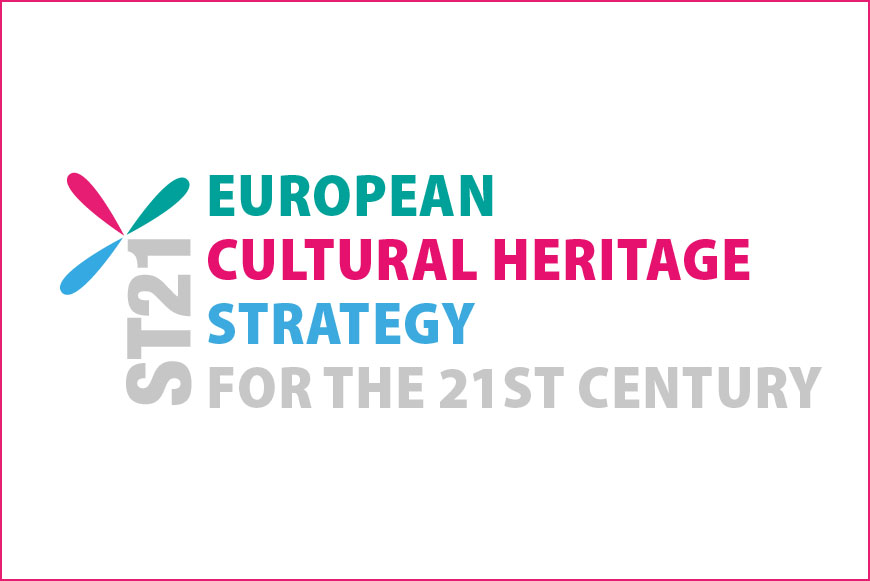 Strategy 21, European Cultural Heritage Strategy for the 21st century