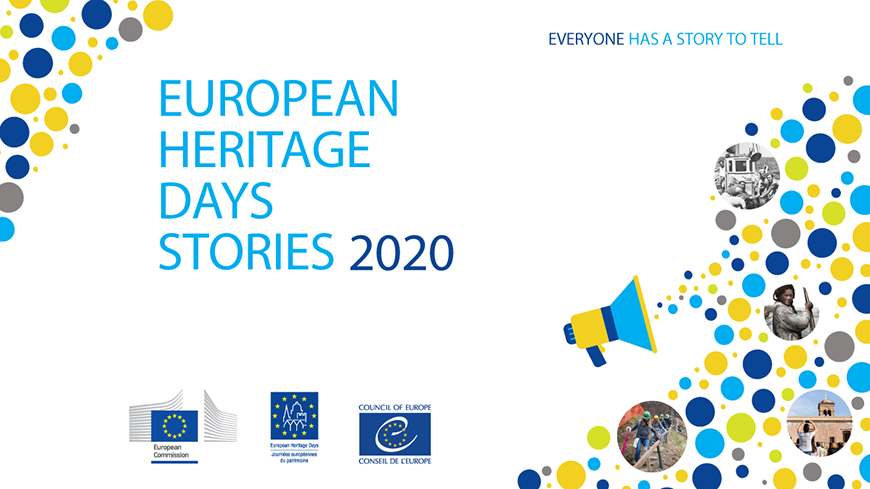 European Heritage Days Stories Awards Announced