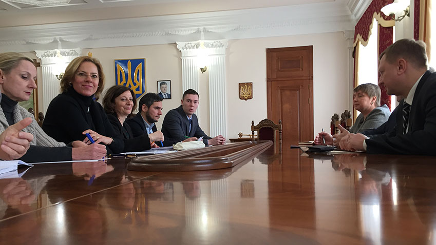 Cultural policy review in Ukraine
