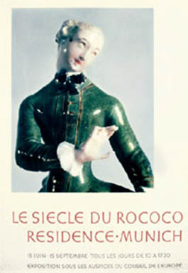 4th Art Exhibition – The age of rococo