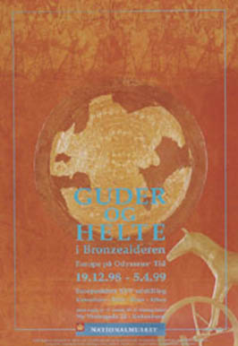 25th Art Exhibition – Gods and heroes of the bronze age