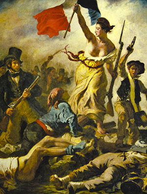 20th Art Exhibition – The French Revolution and Europe
