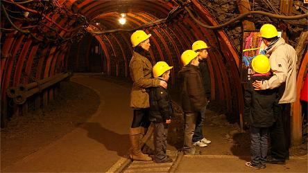 Preserving and promoting the mining culture of the Nord-Pas de Calais region