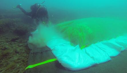 Preservation of underwater archaeological sites, European project coordinated in Copenhagen