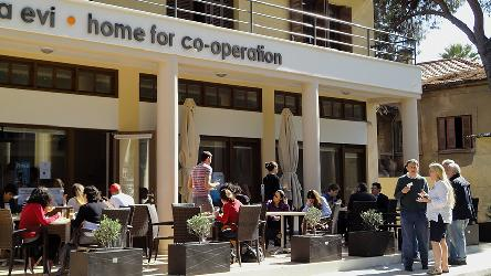 Home for Cooperation: Educational Centre in the Buffer Zone of Nicosia
