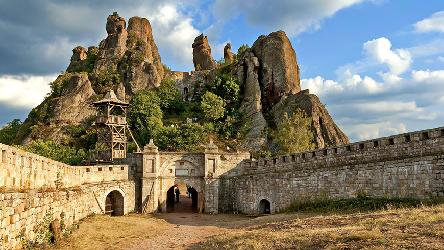 Preservation of the cultural heritage and diversification of the tourism offer in the region of the Belogradchik fortress