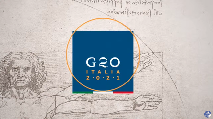 G20 Culture 2021 - Under the Italian G20 Presidency, 3 Webinars are paving the way for the G20 Ministers of Culture Meeting to be held on 29 & 30 July 2021