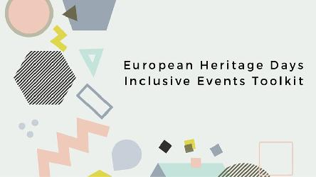European Heritage Days 2021: Heritage All-Inclusive!