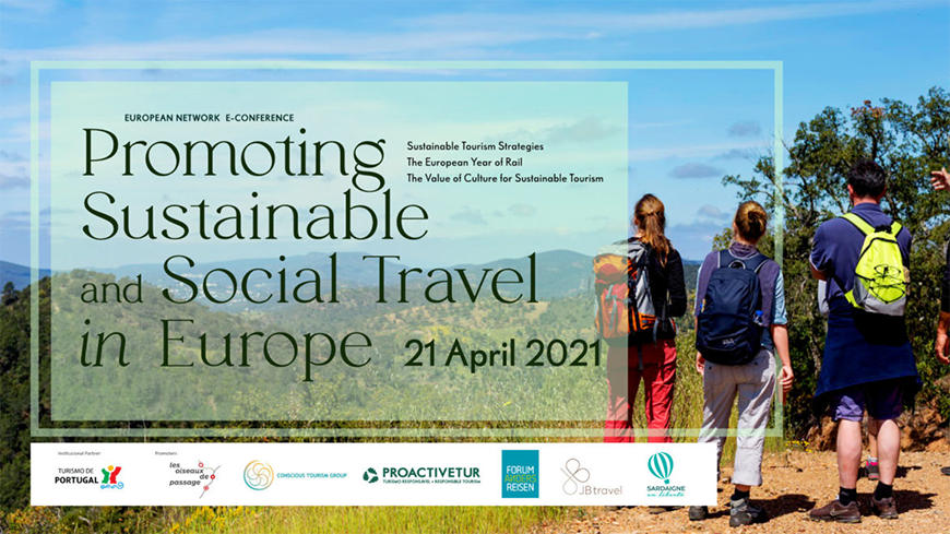 International e-conference: Promoting Sustainable and Social Travel in Europe