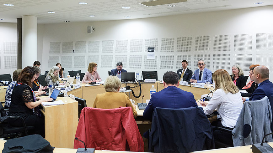 14th meeting of the Bureau of the CDCPP