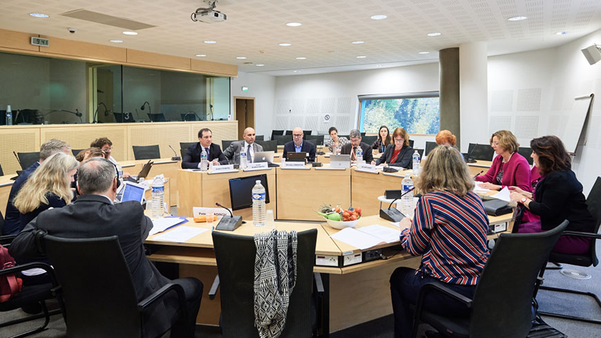 18th meeting of the Bureau of the Steering Committee for Culture, Heritage and Landscape (CDCPP)