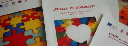 Puzzle of Diversity - Raising awareness in the local community on specificity of young people with autism