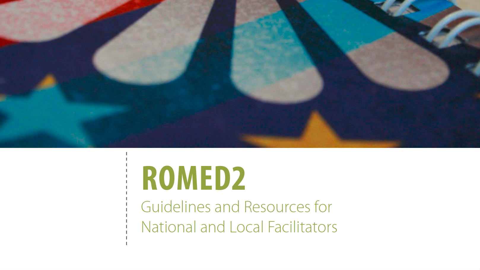 New Guidelines and Resources for national and local facilitators just published