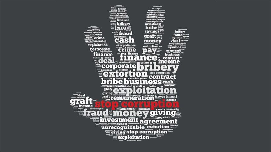 International Anti-Corruption Day, 9 December