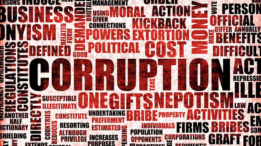 Korupsi - Kekhawatiran Global Yang Serius