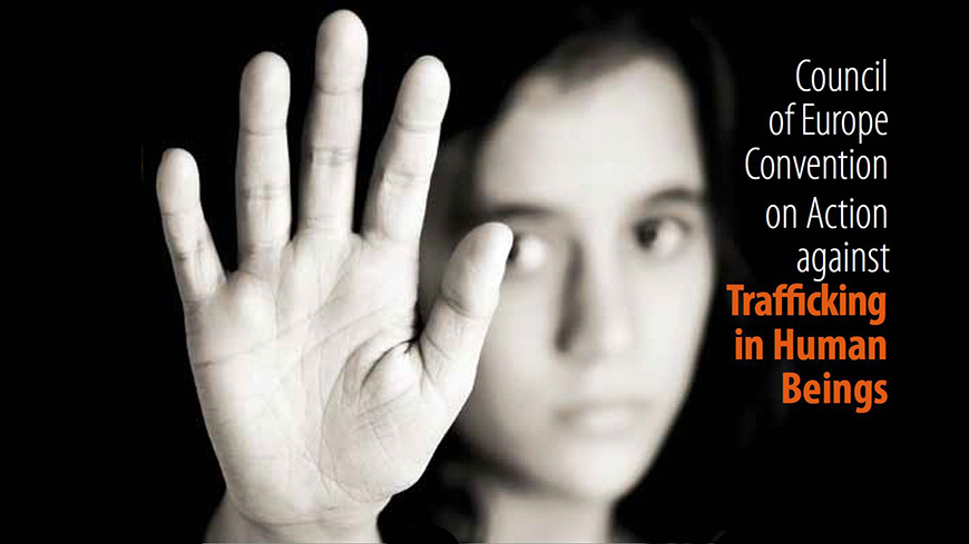 European Anti-trafficking Day (18 October)