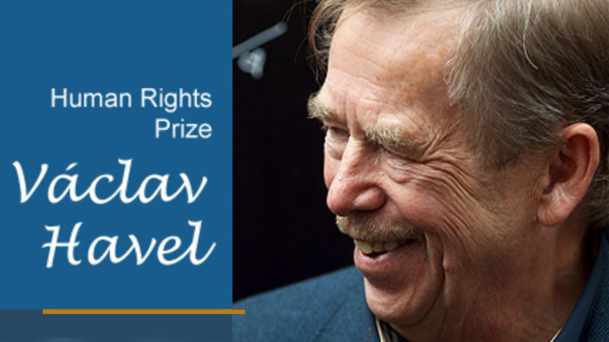 Václav Havel Human Rights Prize 2017: call for nominations