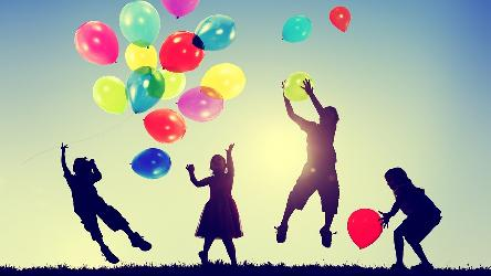 Universal Children's Day (20 November)