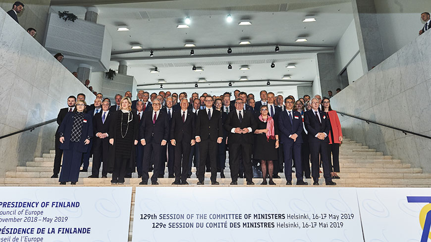 Foreign Ministers : rights, obligations and action priorities of Member States
