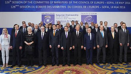 Committee of Ministers meets in Sofia