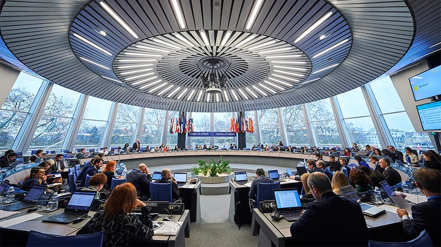 Wanneer Een Peuterbed.Council Of Europe