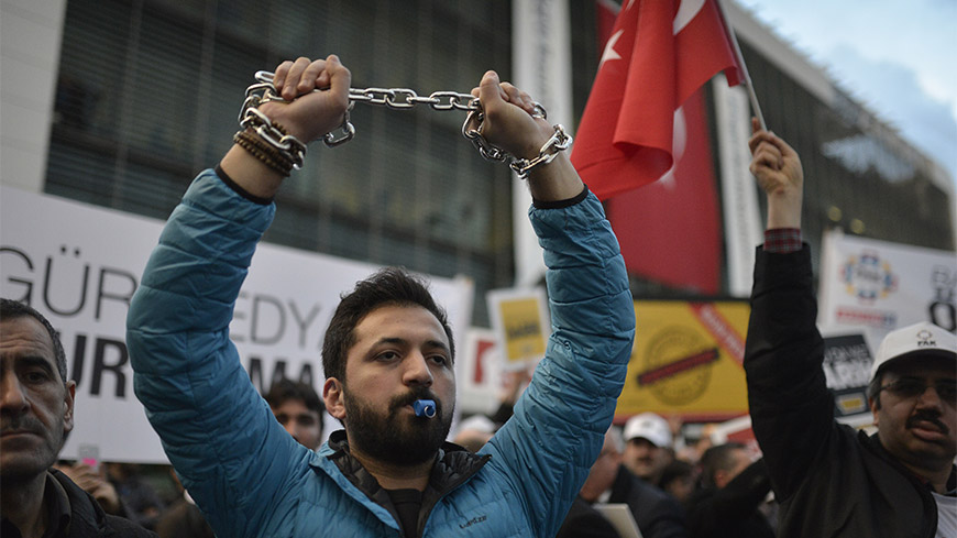 Urgent measures are needed to restore freedom of expression in Turkey