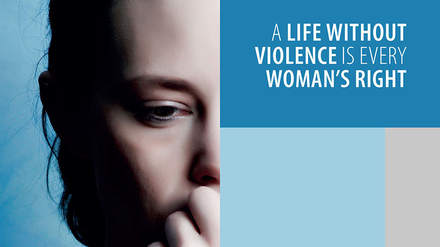 """No means No"": Secretary General welcomes German legislation to end violence against women"