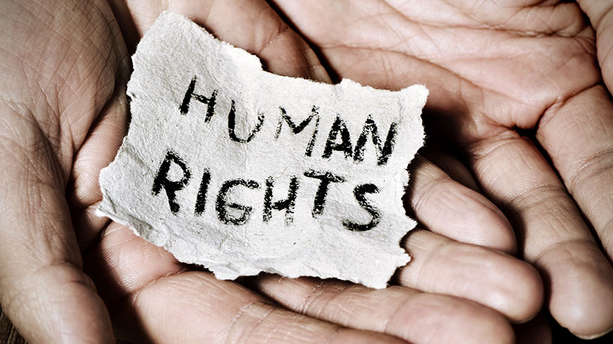 Promoting Human rights