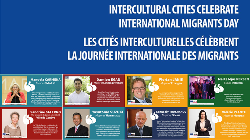 Journée internationale des migrants