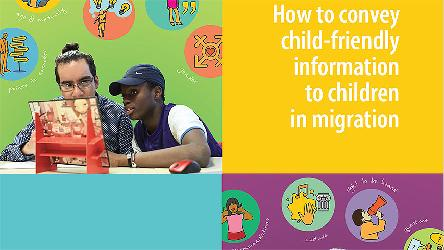 Children in migration must be informed about their rights