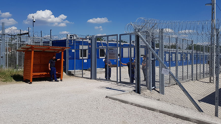 Hungary: Visit to transit zones to evaluate sexual abuse risks ...