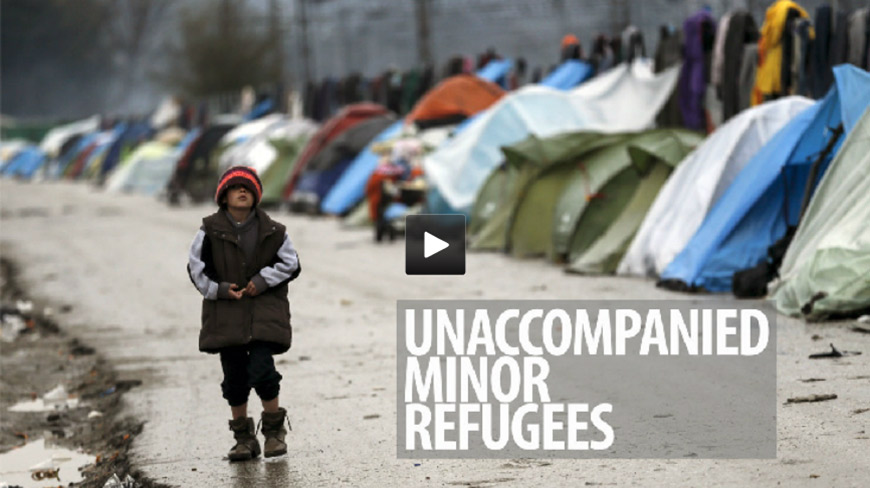 Unaccompanied minor refugees: local participation and inclusion