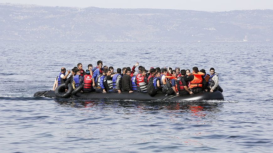 International conference on fighting the smuggling of migrants