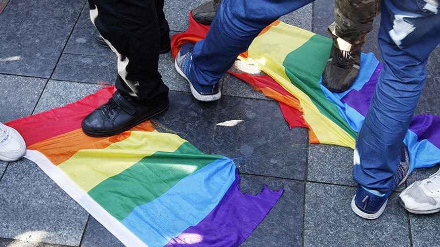 The long march against homophobia and transphobia - Newsroom