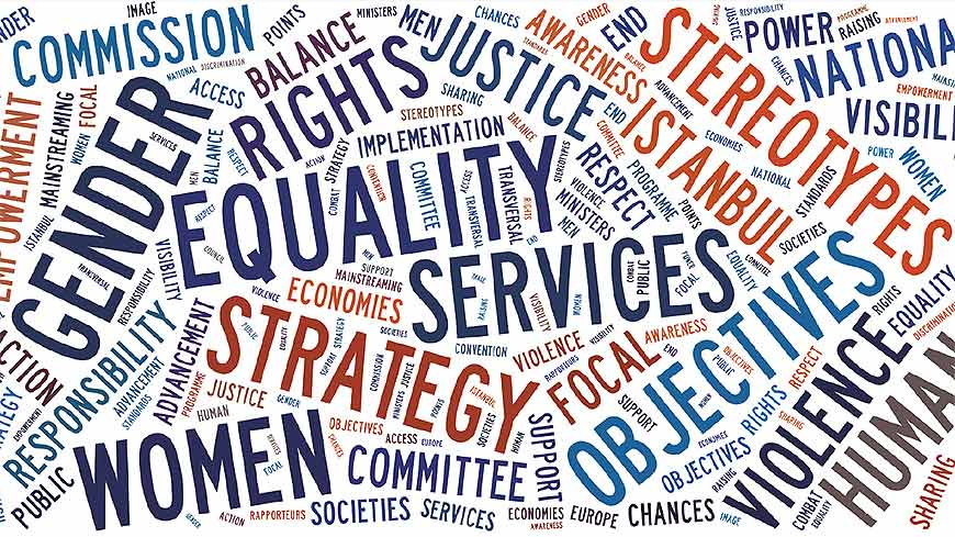 Challenges to gender equality and women's rights continue to