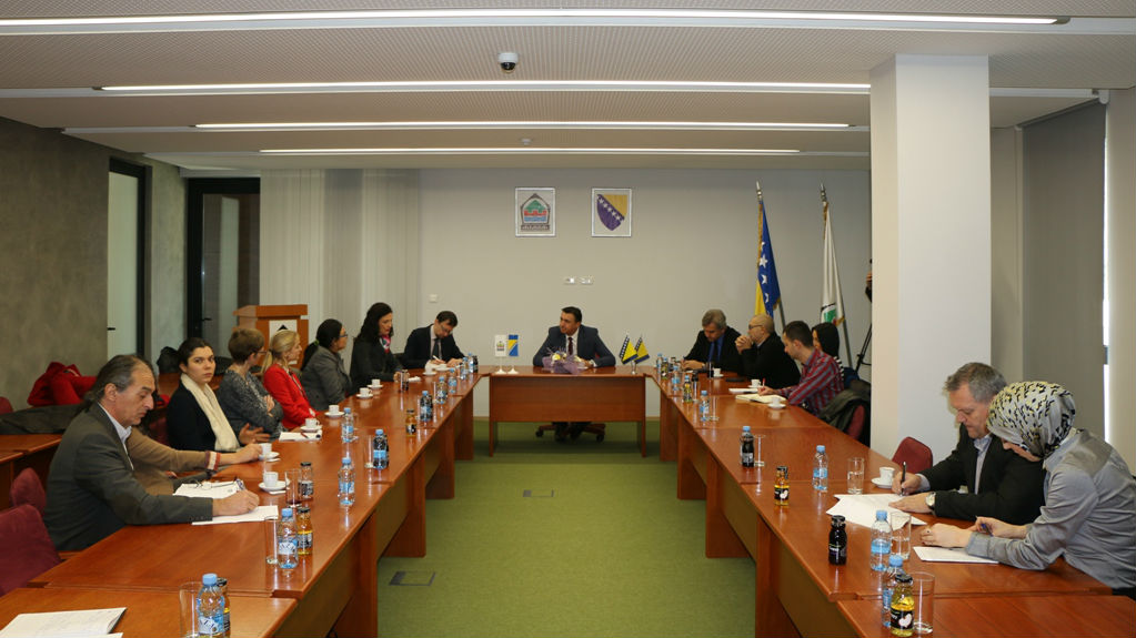 Ad hoc Committee of Experts on Roma and Traveller Issues (CAHROM) visit to Bosnia and Herzegovina