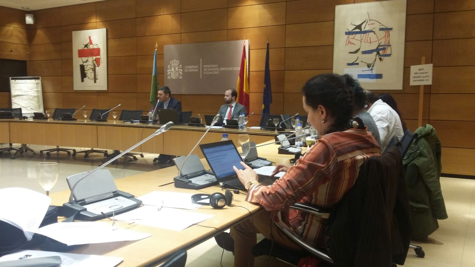 Ad hoc Committee of Experts on Roma and Traveller Issues (CAHROM) visited Spain
