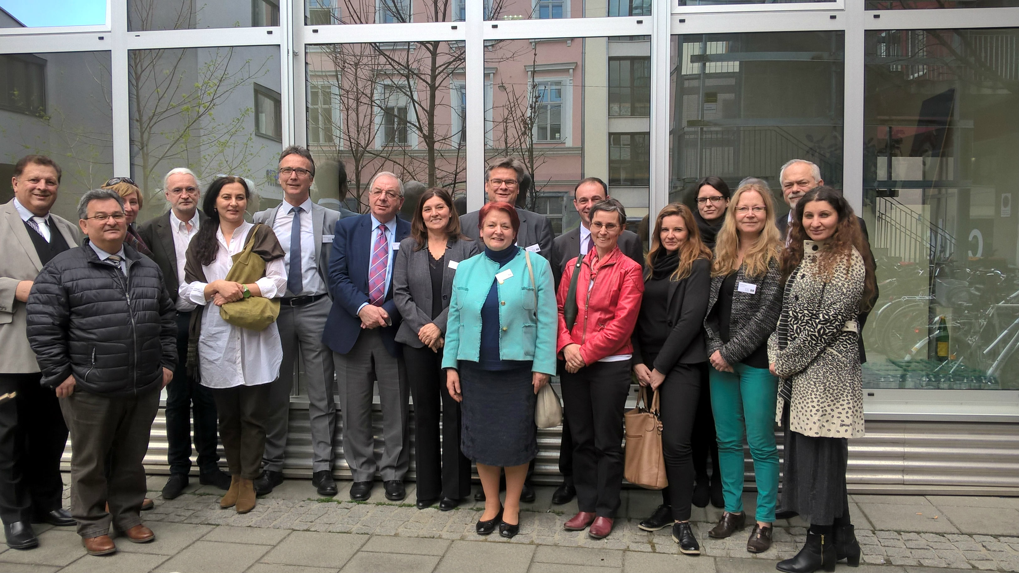 Visit of the Ad hoc Committee of Experts on Roma and Traveller Issues (CAHROM) to Austria
