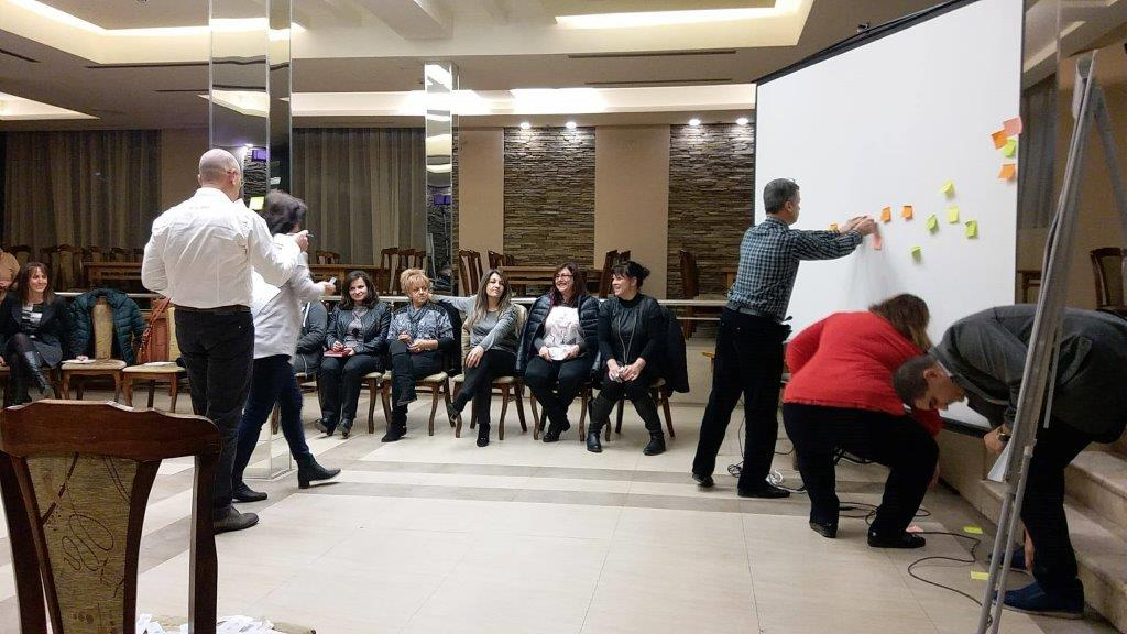 Training of the staff of the female prison of Sliven, Bulgaria
