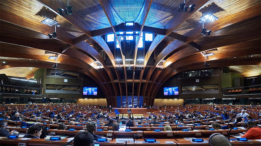 PACE calls on Turkish authorities 'to put an end to laws and practices that contravene democratic standards'