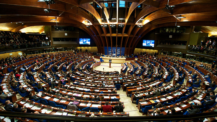 The media and journalism in Europe, highlight of the Parliamentary Assembly winter part-session