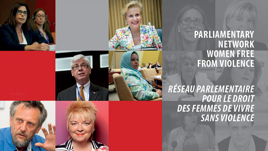 Parliamentary Network Women Free from Violence - Newsletter