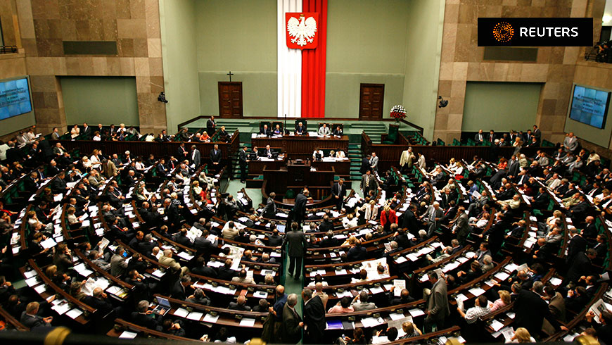 Statement by Secretary General Jagland on adoption by Sejm of Poland of draft Act on Constitutional Tribunal