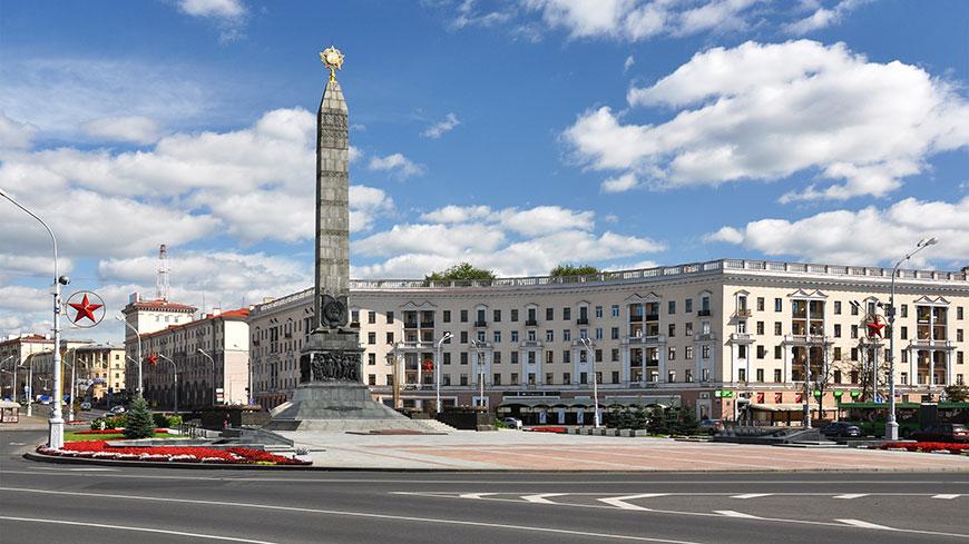 Минск (Беларусь). © Shutterstock