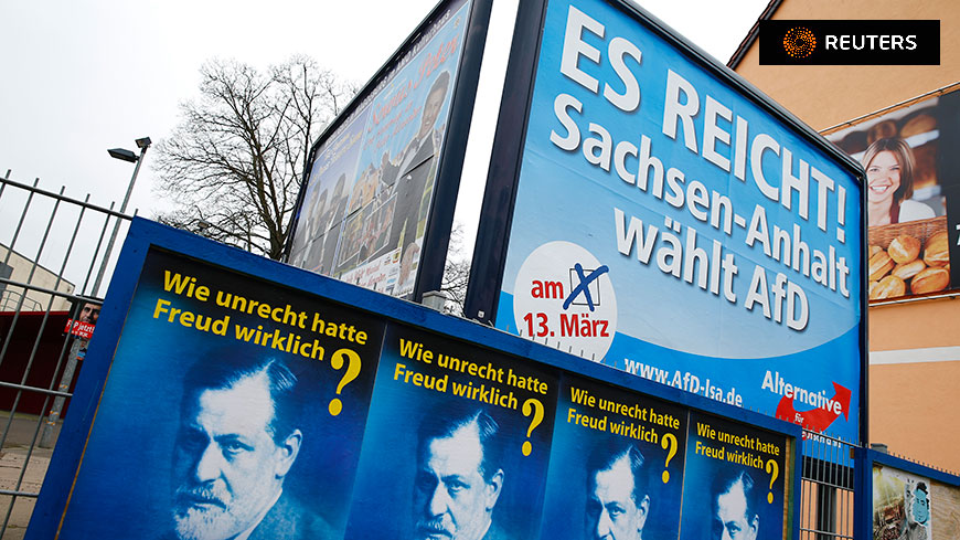 "Secretary General Jagland concerned by Islamophobic statements of ""AfD"" party in Germany"
