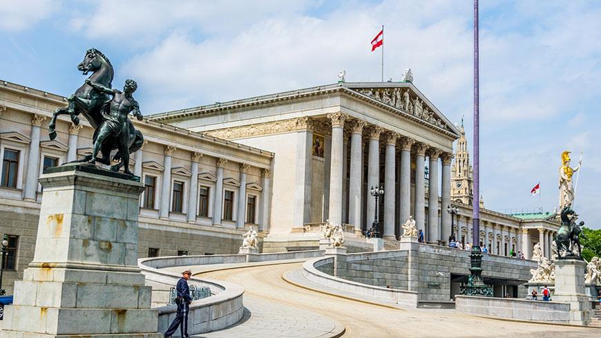 austrian-parliament