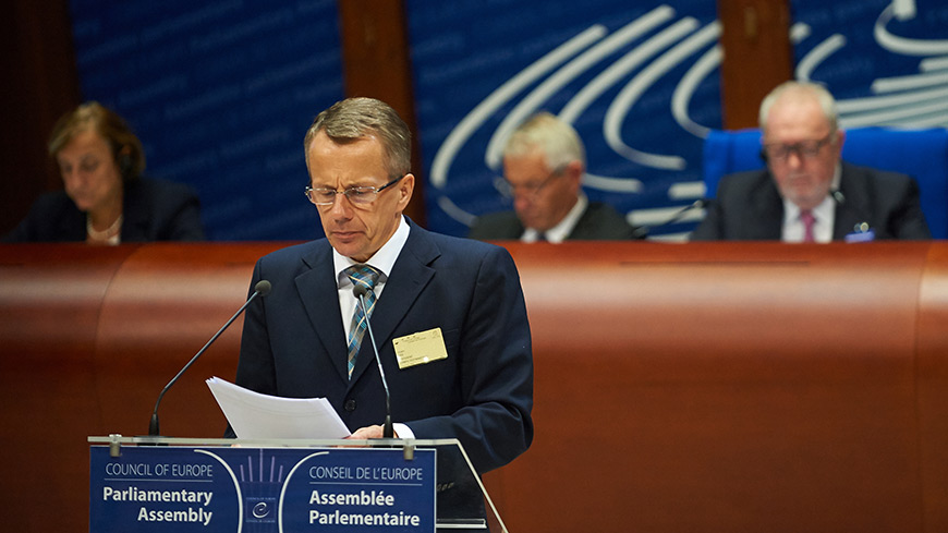 Jürgen Ligi: the Committee of Ministers and the Assembly must work together closely