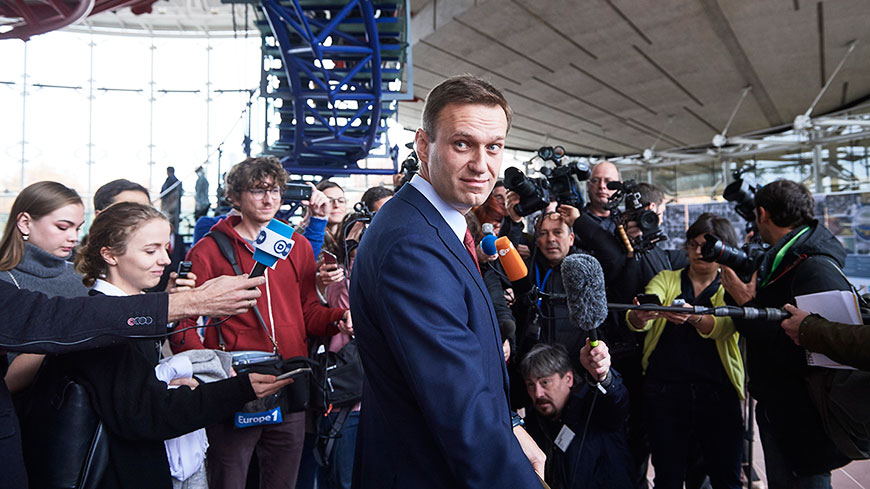 PACE invites Committee of Ministers to use all tools at its disposal to free Alexei Navalny