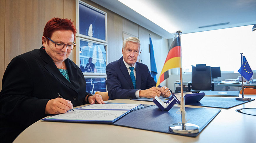 Germany ratifies Council of Europe convention to end violence against women