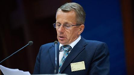 Statement by Jürgen Ligi, Chair of the Committee of Ministers, Minister of Foreign Affairs of Estonia